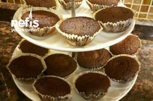 Sürpriz Muffin (Hindistan Cevizli) Tarifi