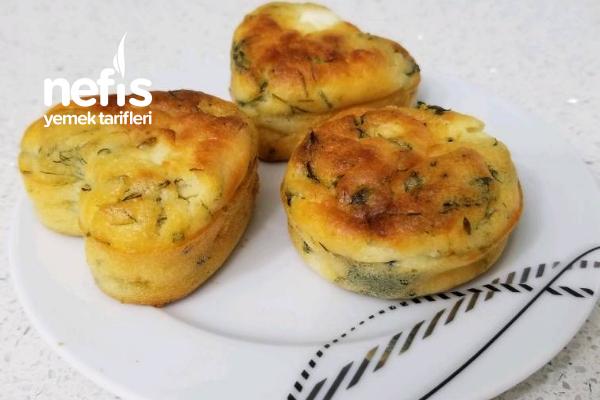 Tuzlu Muffin Tarifi