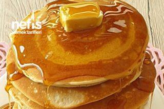 American Pancakes Tarifi