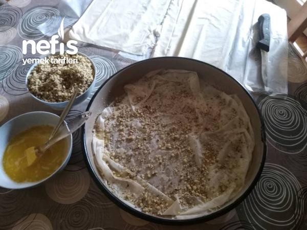 Baklava (hazırı aratmayan lezzet)