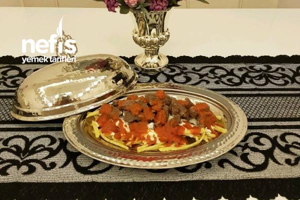 Çökertme Kebabı ( Enfes Lezzet ) Tarifi