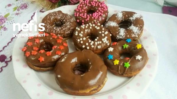 Donut (içi Dolgulu)