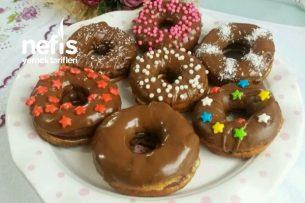 Donut (İçi Dolgulu) Tarifi