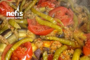 Patlıcan Kebabı Nefis Tarifi