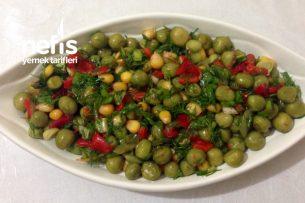 Bezelye Salatası Tarifi