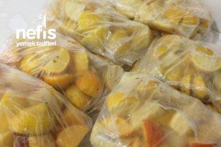 Buzluk Tarifleri 2-Limonatalık Portakal Limon Dilimleri Tarifi