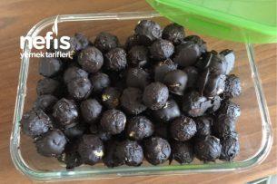 Çikolatalı Sağlıklı Toplar (Diyet Alkali) Tarifi