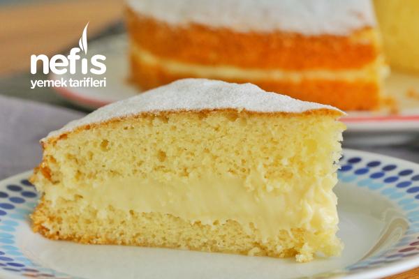 Pratik Alman Pastası (videolu) Tarifi