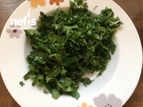 Şalgamlı Arpa Şehriye Salatası