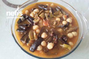 Malatya Usülü Kurutulmuş Patlıcanlı Ve Biberli Ekşili Sulu Köfte Tarifi