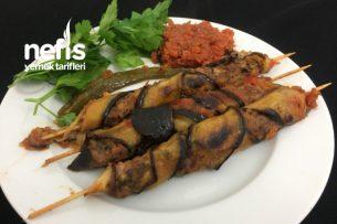 Patlıcanlı Şiş Kebap Tarifi
