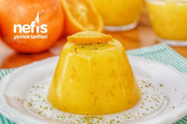 Portakallı Pelte (videolu)