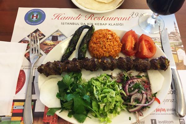 hamdi restaurant