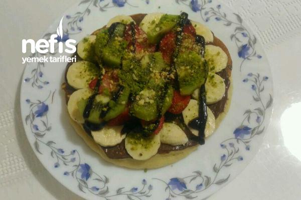 Tavada Waffle (2 Kişilik) Tarifi