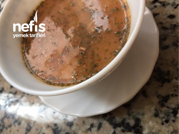 Tereyağlı Tarhana Çorbası