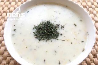Yoğurt Çorbası Arpa Şehriyeli Tarifi