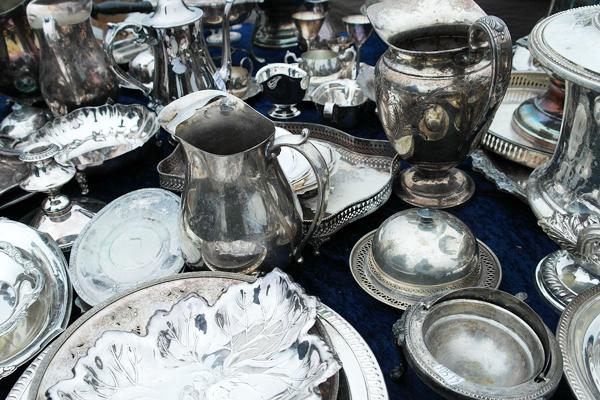 gümüşler nasıl parlatılır