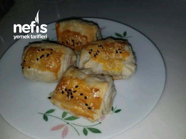 minik Sosisli Milföy