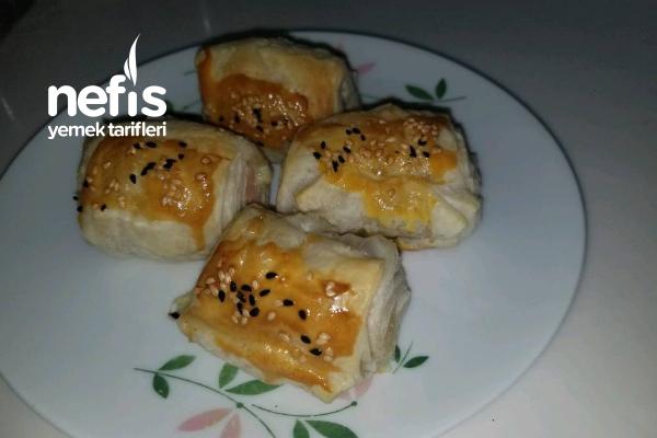Minik Sosisli Milföy Tarifi