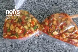 Buzlukta Kabak Yemeği (Ramazan İçin Hazırlık) Tarifi