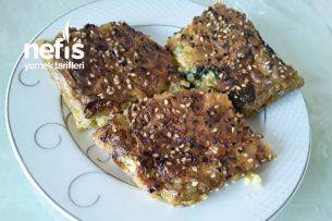 Fırında Patatesli Kremalı Kabak Mücver (Mutlaka Deneyin) Tarifi