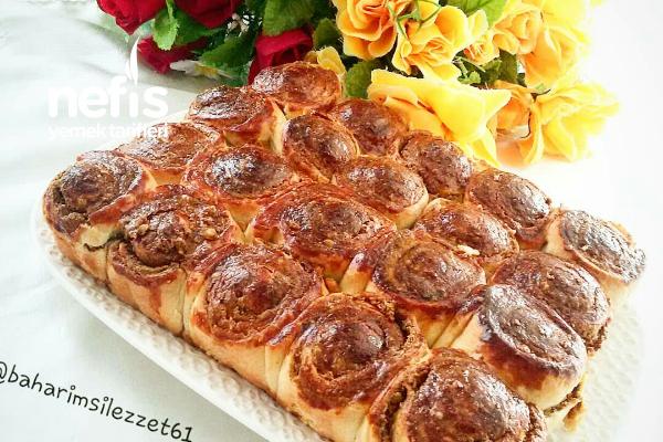 Haşhaşlı Çörek Yedikçe Yiyesiniz Gelecek