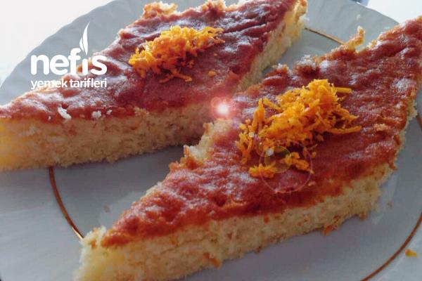 Klasik Portakallı Kek Tarifi