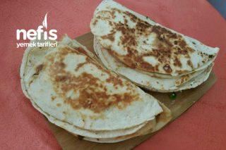 Lavaş Ekmeğinden Gözleme Tarifi