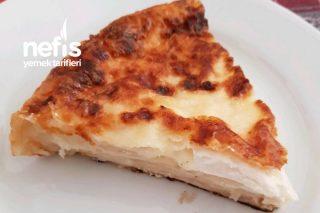 Peynirli Tava Böreği (Buzdolabında 1 Gece Önceden  Bekletebilirsiniz) Tarifi