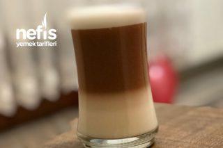 3 Renkli Latte Tarifi