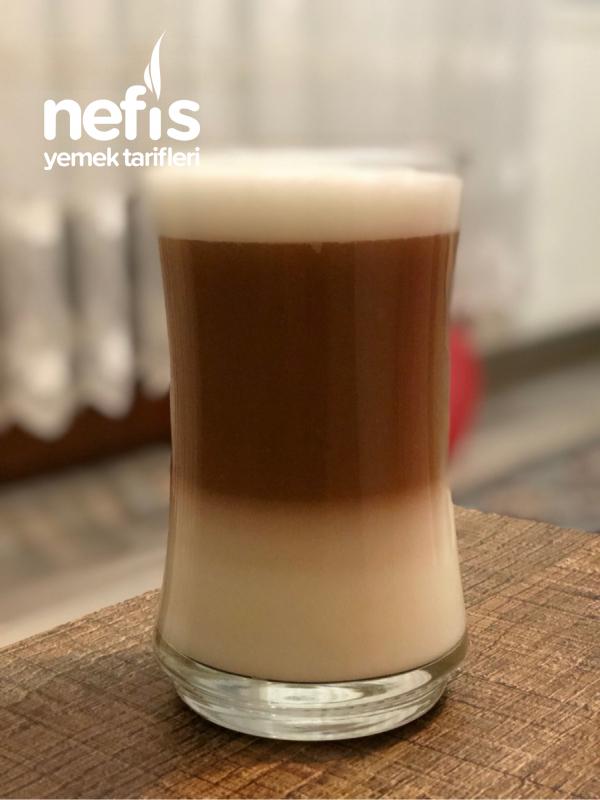 3 Renkli Latte