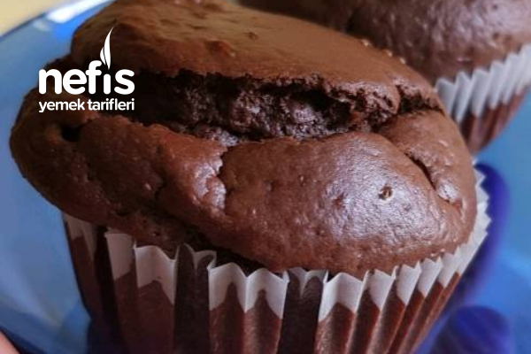 Double Chocolate Muffin Tarifi