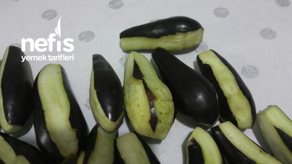 Kıymalı Lokum Patlıcan Yemeği