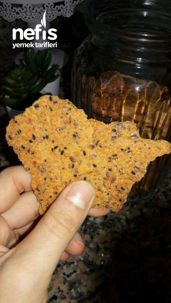 Mercimek Cips (glutensiz)