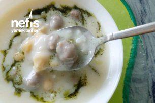 Misket Köfteli Yoğurtlu Çorba (İftarlık Çorba) Tarifi