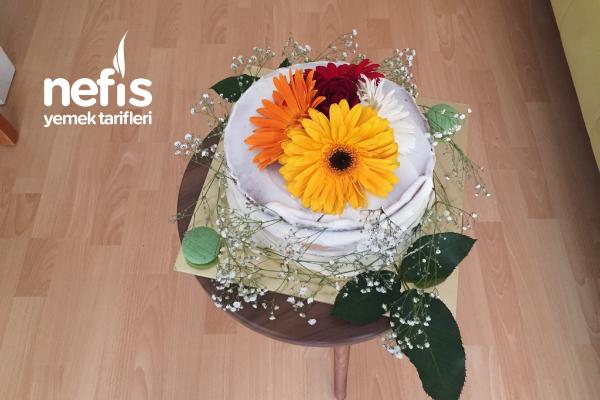 Doğum Günü Pastası Naked Cake Tarifi