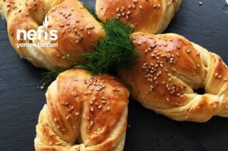 Yaprak Peynirli Poğaça ( Videolu) Tarifi