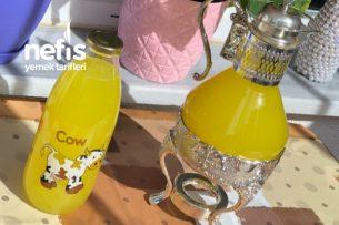 1 Portakal 1 Limon İle Limonata Tarifi