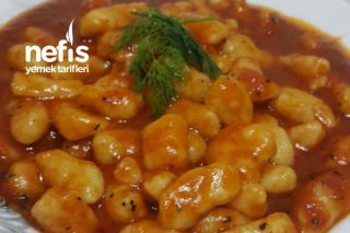 Gnocchi (Patates Mantısı) Tarifi