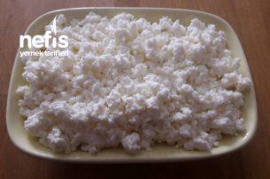 Kesilmiş Sütten Lor Peyniri Yapımı Tarifi