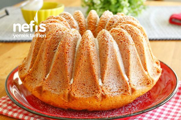 Dünyada Bir İlk- Çok Kabaran Yumuşacık Mayalı Kek Tarifi (videolu)
