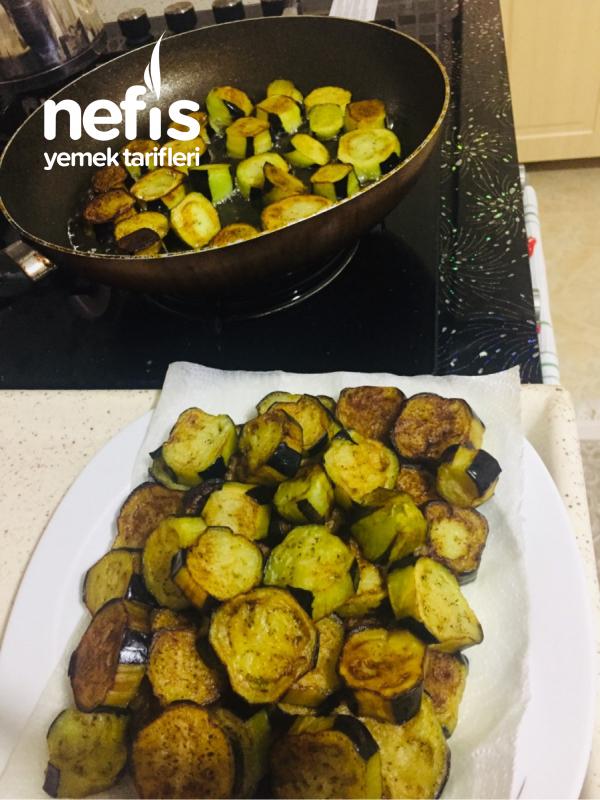 Patlıcanlı Çöp Şiş Kebabı