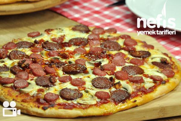 Pizzanın Yanına Ne Gider? 10 Değişik Tarifle Menünüzü Canlandırın Tarifi
