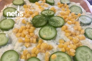 Salatalı Patates Mezesi Tarifi