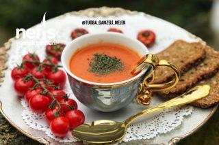 Sütlü Domates Çorbası ENFES LEZZETTE Tarifi