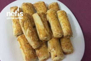 Tereyağlı Patatesli Börek Tarifi