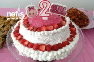 Kızımın 2 Yaş Pastası Tarifi