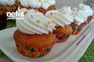 Mis Kokulu Limonlu Cupcake (Muffin) Tarifi