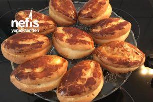 Pastane Usulü Dudak Poğaça Tarifi