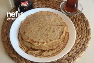 Tam Buğday Ve Chia Tohumlu Diyet Krep (Tanesi 85 Kalori) Tarifi